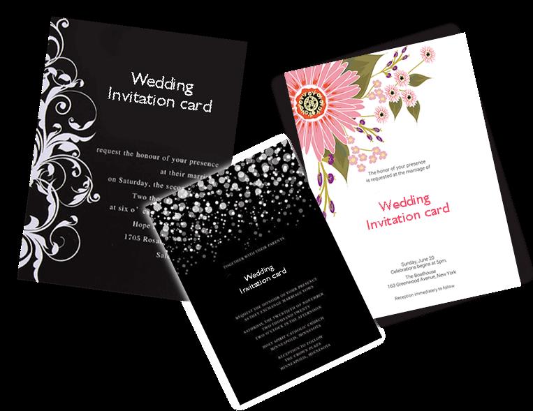 invitation wedding card design  wedding invitation designs