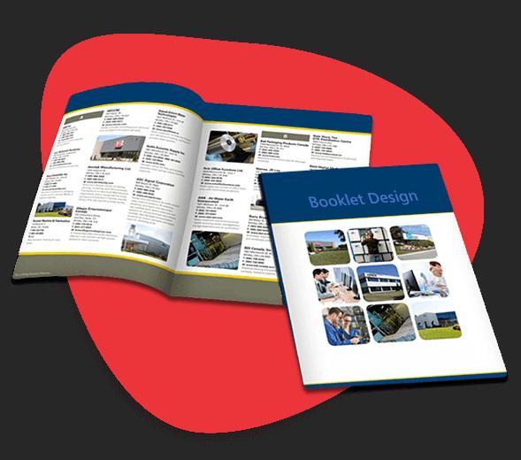 Booklet Design Canada