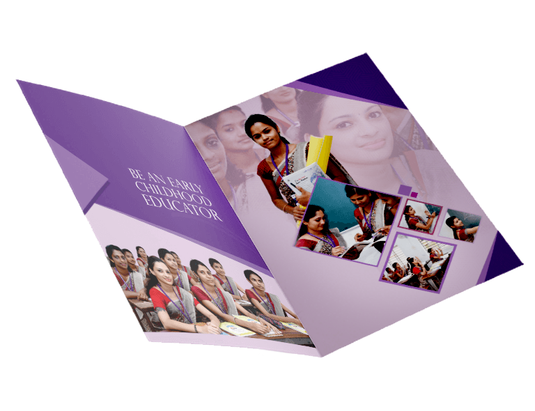 Brochure Design For Training Institute