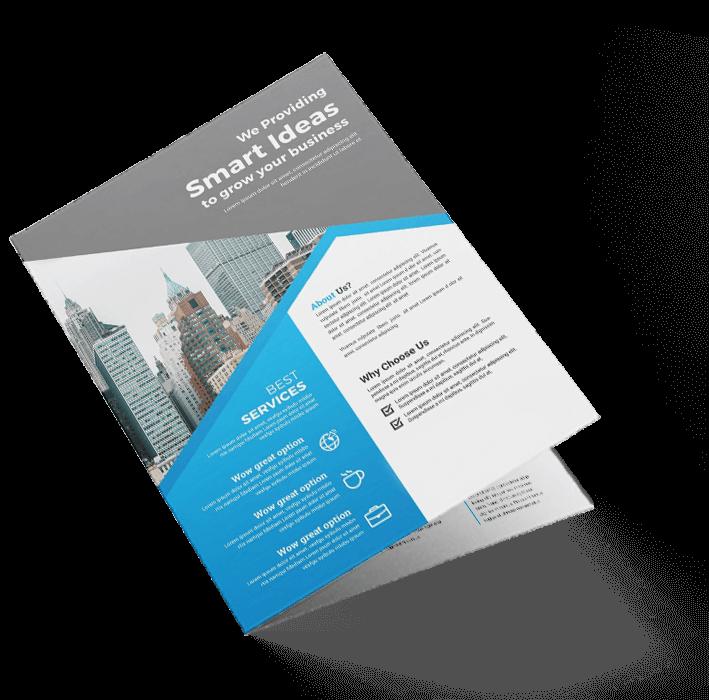 Builder Brochure Design
