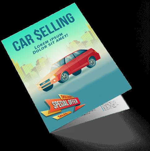 Car Brochure Design