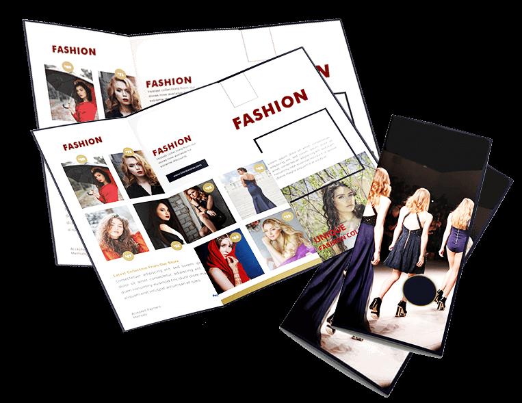 Proper Fashion Brochure
