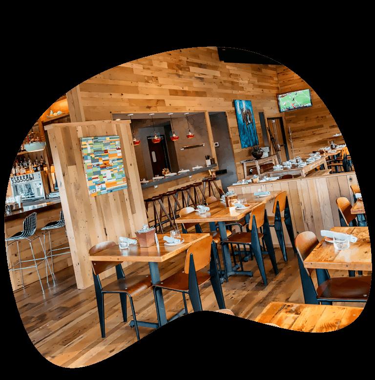 Restaurant Interior Design in San Diego