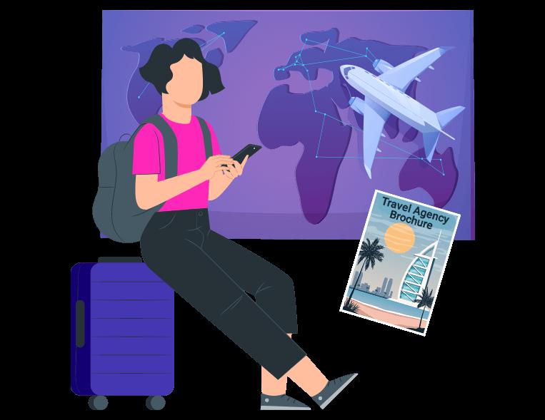 Brochure Design for Travel Agency