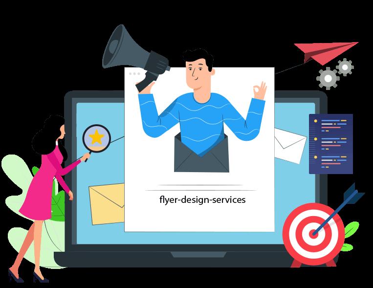 Custom Flyer Design Services