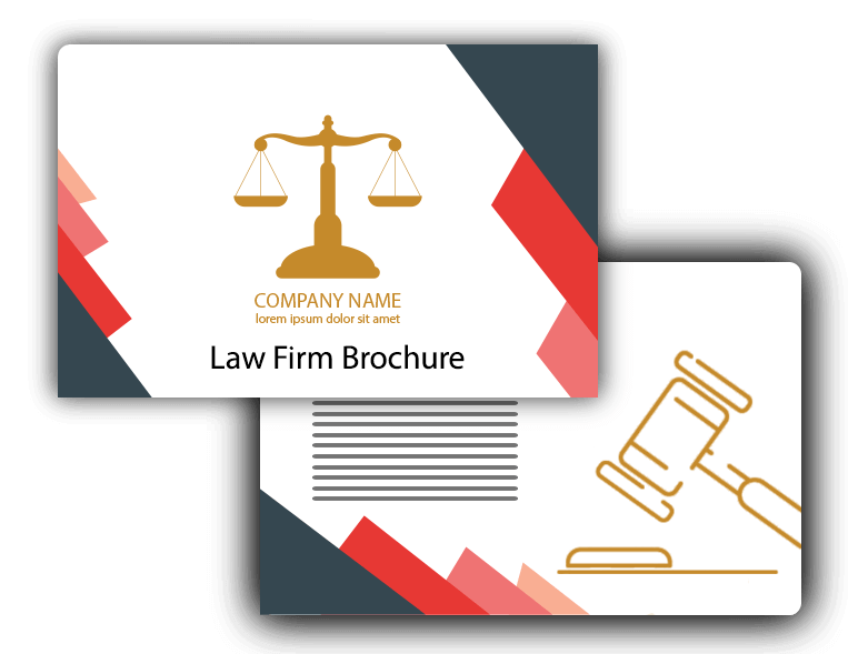 Law Firm Brochure Design