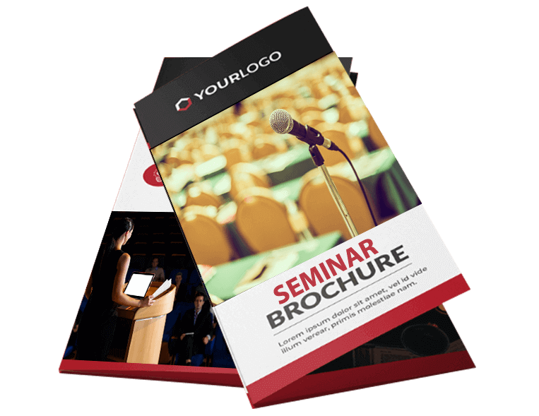 Seminar Brochure Design
